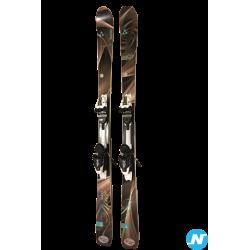 ski de piste fischer KOA 75