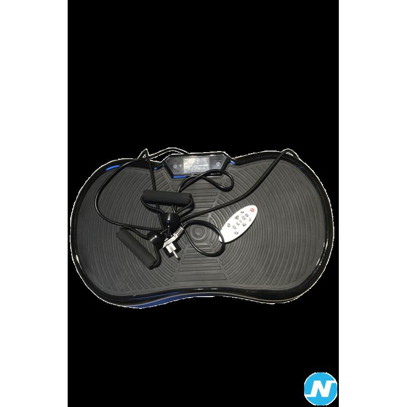 plaque vibrante bluefin fitness