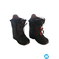 Boots snowboard Driver X burton taille 43