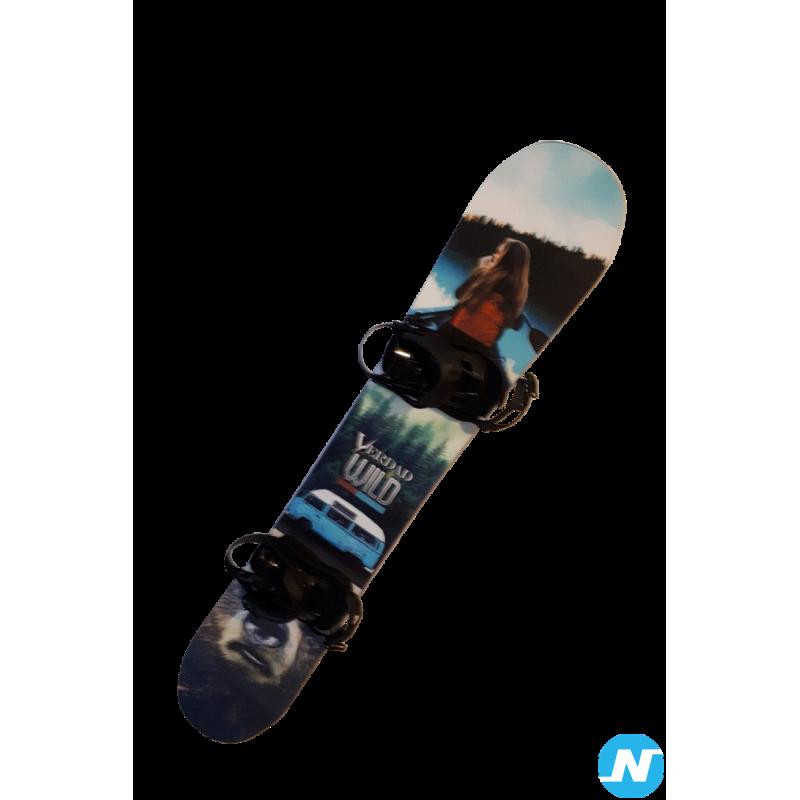 snowboard wild verdad 159
