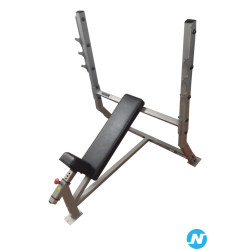 BANC musculation DEVELOPPE INCLINE