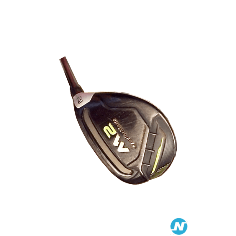 Rescue M2 HYBRIDE TaylorMade 19 shaft regular grip winn dritac