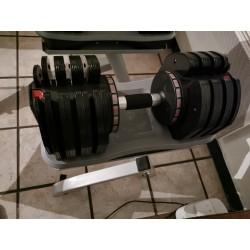Haltère automatique IIMII 2 à 36kg