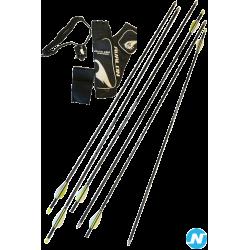 flèches Avalon composite et matériels de tir à l'arc