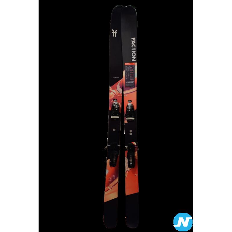 Ski Faction prodigy 2.0