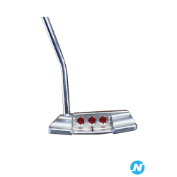 Putter Scotty Cameron Newport 2 Notchback 34 inch Grip d'origine