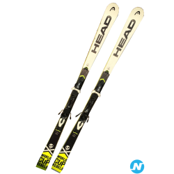 Ski Head WorldCup Rebels i.SLR 2018 taille 170