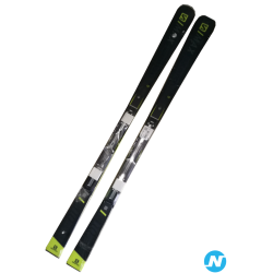 SKIS SALOMON S/MAX 10