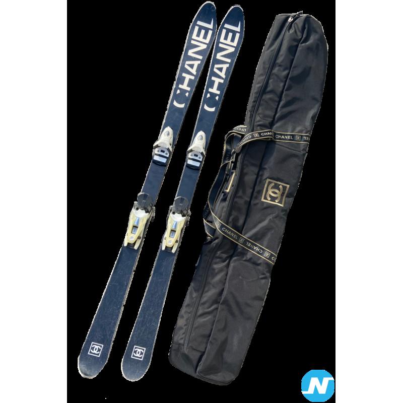 Skis Chanel