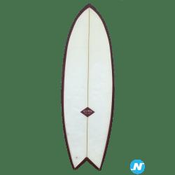 Planche de surf Retro DELMAR twin fish