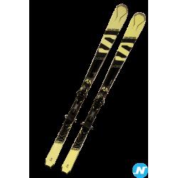 Ski SALOMON Xmax10 - X10 avec bâtons et housse de transport