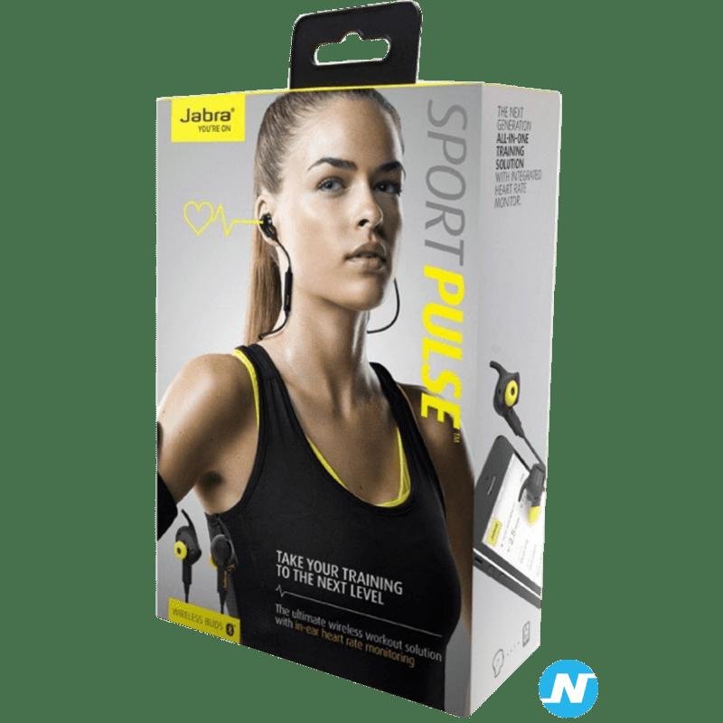 ECOUTEURS JABRA SPORT PULSE Wireless