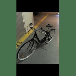 vélo ville btwin