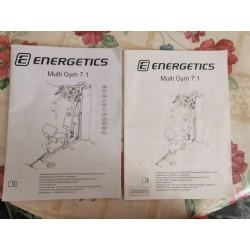 Energetics Multi Gym 7.1