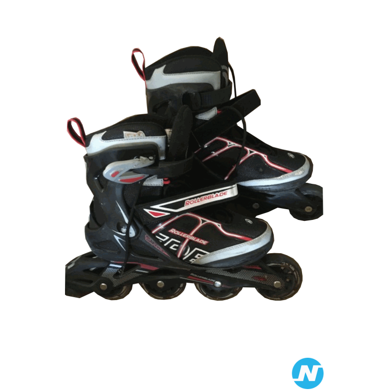 Rollers haut-de-gamme Rollerblade Sirio, très bon état