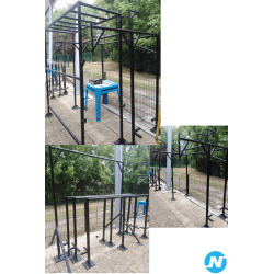 STATION EXTERIEURE FITNESS