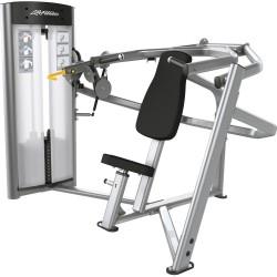 press pec épaules 3 postes life fitness