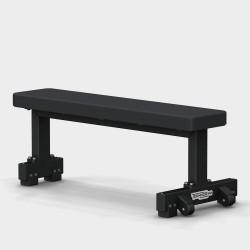 Flat Bench Pure Black/Black