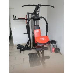 Station de Fitness Christopeit Pro Center de Luxe