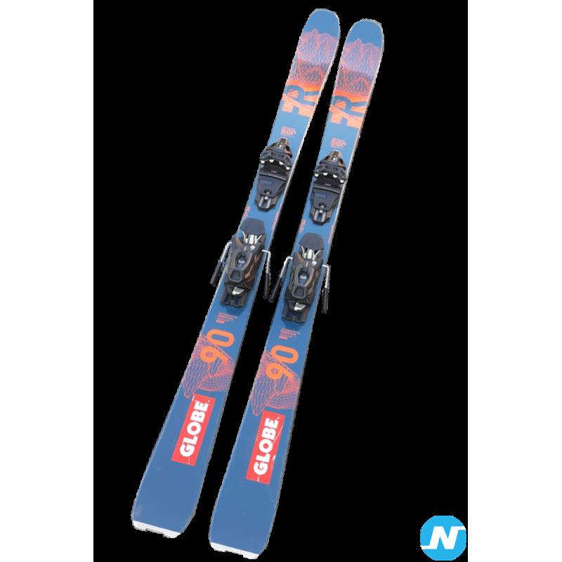 Pack ski alpin - Saison 2020 - Housse de rangement incluse