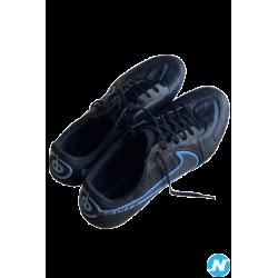 Crampons T44 Nike Tiempo Legend 9 Elite noir terrain sec