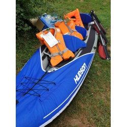 KIT COMPLET KAYAK GONFLABLE SÉVYLOR