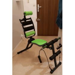 Appareil de musculation swing maxx