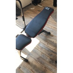 Banc de musculation inclinable ISE
