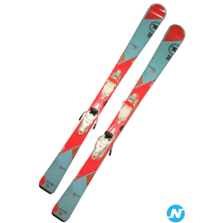 Ski alpin femme temptation 80 Rossignol taille 152 cm