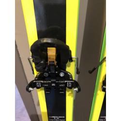 Ski ZERO G 85 BLIZZARD FIXATION ATK RT