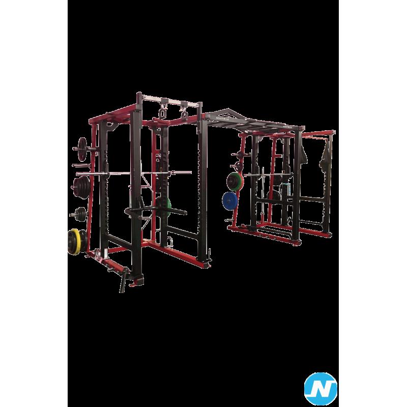 cage cross training MATRIX double MEGA RACK MG