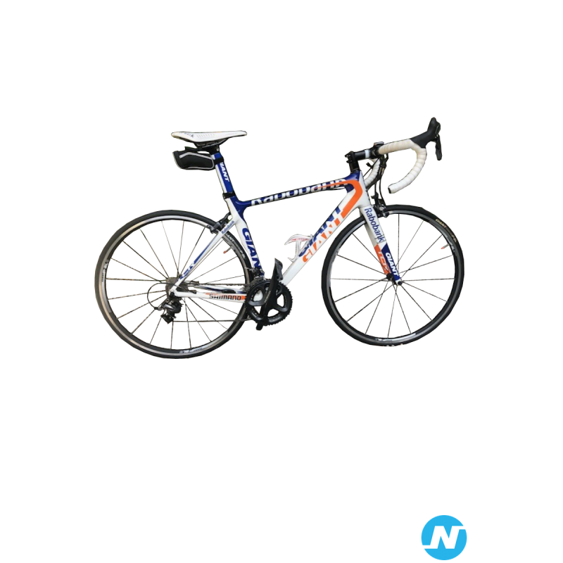 velo de route GIANT TCR Advanced Rabobank compact Team Edition