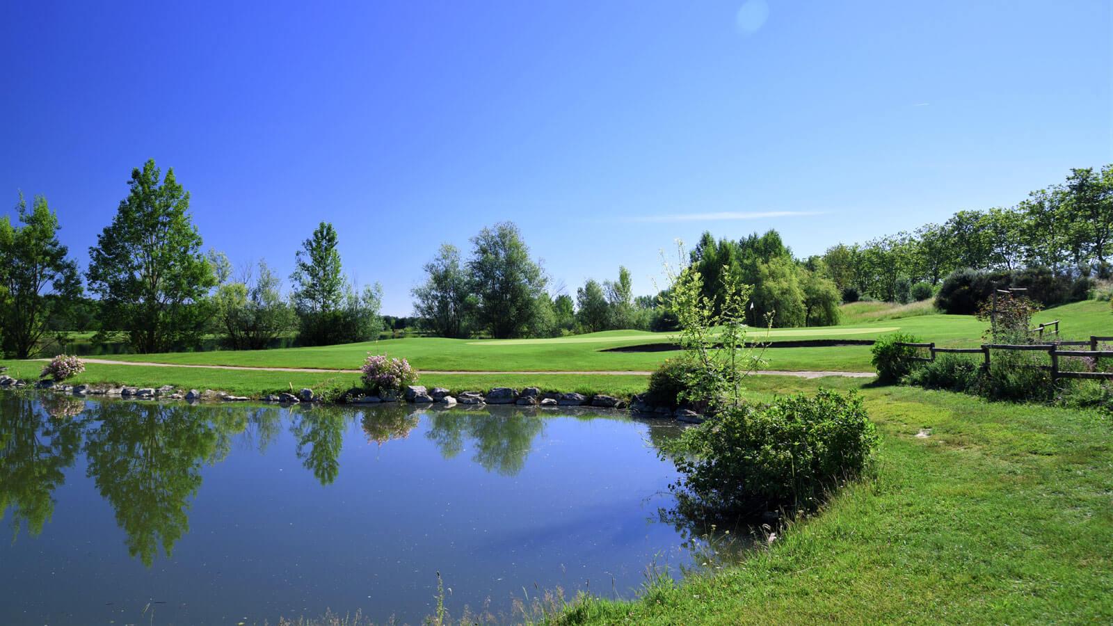 Le golf de Téoula