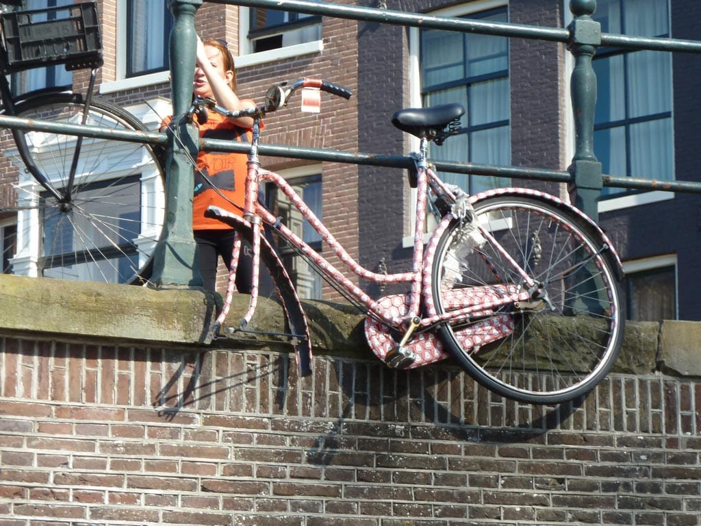 vélo volé